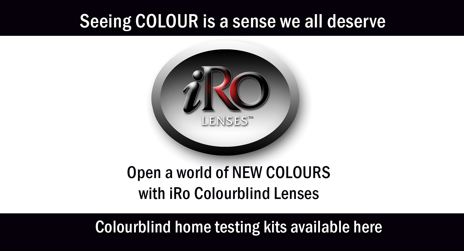 See colours for the first time only $15*